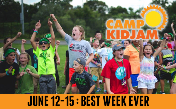 Camp KidJam Last Call!